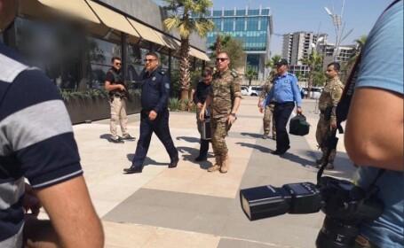 Atac armat într-un restaurant din Kurdistan