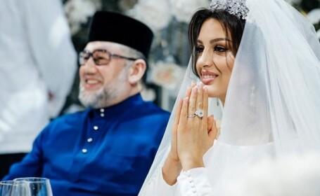 Un rege din Malaysia a divorțat de rusoaica pentru care a abdicat în urmă cu 6 luni