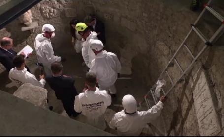 Dezvăluire misterioasă într-o cameră secretă la Vatican. Ce au găsit anchetatorii