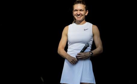 Simona Halep a dus acasă, la Constanța, trofeul de la Wimbledon