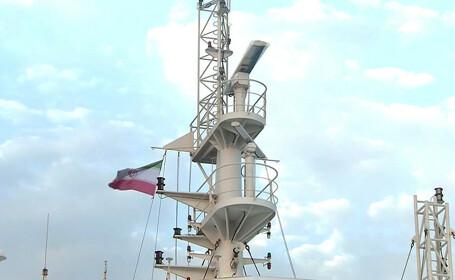 petrolier capturat de Iran