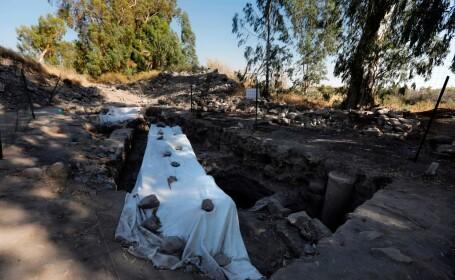 Casa în care au trăit doi dintre apostolii lui Iisus, descoperită în Israel