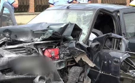 Accident grav în Târgu Mureș