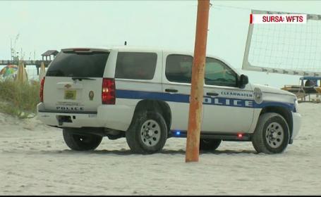 Pățania a 8 americani după ce au ignorat avertismentele salvamarilor
