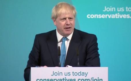 Reacții ironice după ce Boris Johnson a fost desemnat premier: \