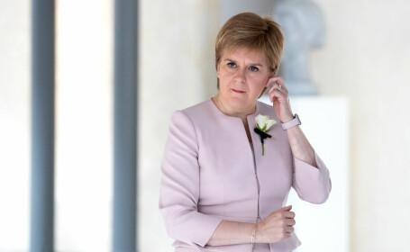 Scoţia ar vota pentru independenţă dacă Regatul Unit părăseşte UE