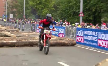Cel mai dur raliu din lume, destinat motocicletelor enduro, a început la Sibiu