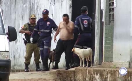 Măcel într-o închisoare braziliană. Interlopii au jucat fotbal cu capetele tăiate ale rivalilor