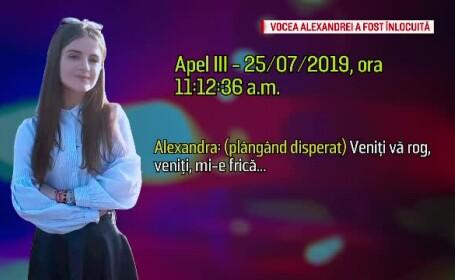Rudele Alexandrei vor expertiză internaţională. Poliţia declarase dispariţia \