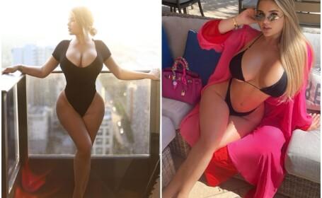 """Anastasiya Kvitko, supranumită """"Kim Kardashian a Rusiei"""""""
