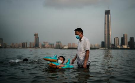 Viața în Wuhan, după pandemia de coronavirus