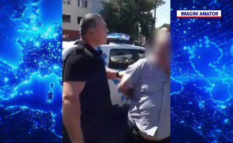 Incident la Bacău
