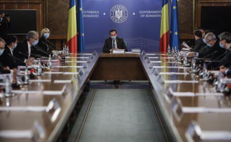 Proiectul de lege privind carantina și izolarea în acord cu recomandările CCR, în ședință de Guvern