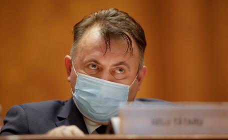 Anunț îngrijorător de la ministrul Sănătății: transmiterea comunitară a Covid-19 va crește. Ce spune despre starea de urgență