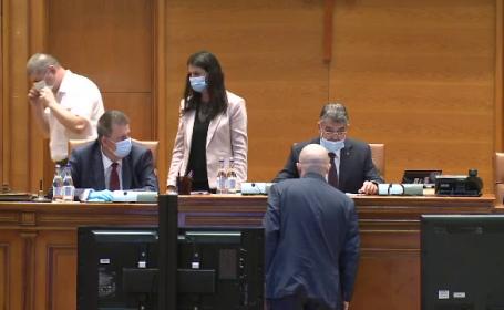 Parlamentarii votează legea carantinei. Ce prevede aceasta pentru infectații de Covid-19