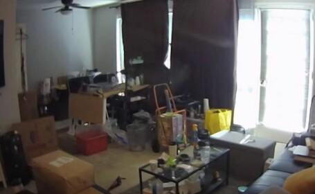 Nu era nimeni acasă când a pornit alarma! Un bărbat a fost ȘOCAT când a văzut înregistrările VIDEO: clipul a devenit VIRAL