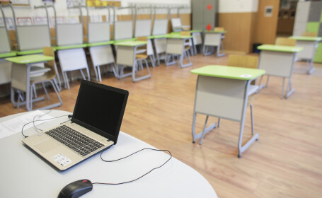 Tinerii din România sunt pe ultimul loc în UE la competenţele digitale. Cum vor decurge cursurile online în școli