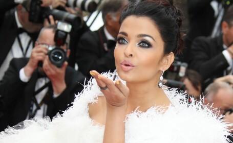Actrița Aishwarya Rai Bachchan, diagnosticată cu Covid-19, spitalizată de urgență