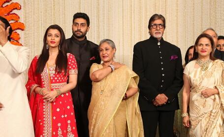Actriţă indiană Aishwarya Rai Bachchan, diagnosticată cu Covid-19, a fost spitalizată - 7