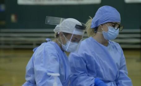 Peste 1.000 de deţinuţi dintr-o închisoare din Texas s-au infectat cu coronavirus