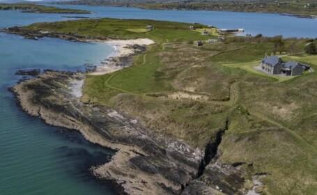 O insulă privată a fost vândută unui cumpărător care a văzut-o doar printr-un tur video. Cât a costat