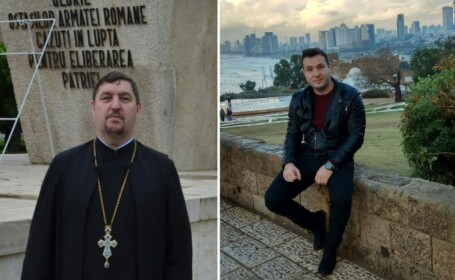 Tâlhar prins de un tânăr și un preot după ce a furat geanta unei femei. Ce a făcut tânărul e incredibil