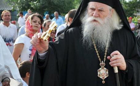 Preasfințitul Calinic Botoșăneanul, noul arhiepiscop al Sucevei și Rădăuților