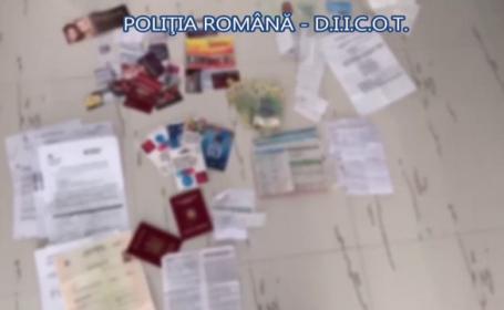 O rețea de proxeneți, cu ramificații în mai multe țări europene, destructurată de polițiștii din Buzău