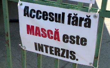 Un mare oraș din România a reinstituit o parte dintre măsurile din starea de urgență
