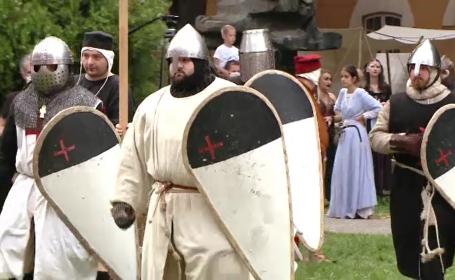 Festival în Timișoara. Turiștii pot vedea cum se trăia și cum se gătea în epoca medievală