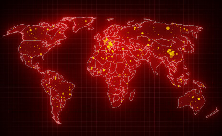 Regiunea de pe glob în care COVID-19 se răspândește dramatic. Creștere agresivă a cazurilor