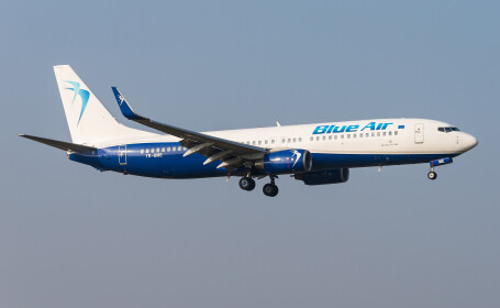 Companiile aeriene româneşti, la un pas de dezastru. Planul de salvare al Guvernului