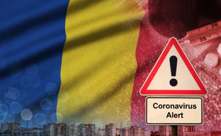 România și Suedia, țările cu cele mai multe decese de Covid-19 raportate la populație în ultimele 14 zile
