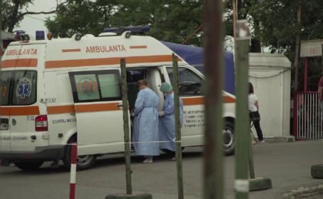Nu mai sunt locuri în spitalele Covid din Prahova. O pacientă a fost ținută 20 de ore pe un scaun