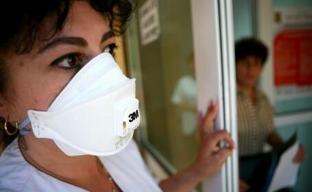 Inca o persoana infectata cu gripa noua in Romania