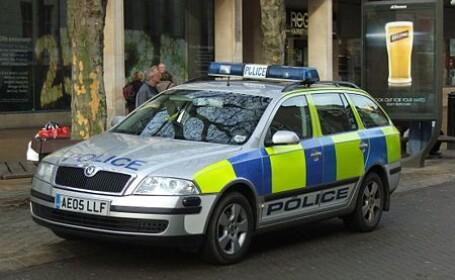 Politie Marea Britanie