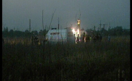 Tragedie la Clinceni! Un pilot a murit dupa ce s-a prabusit cu avionul