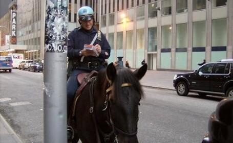 Politia americana face \