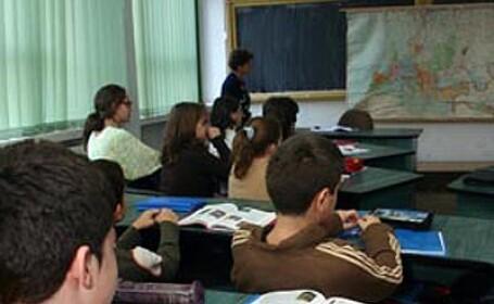 Elevii din Romania si Ungaria, printre cei mai agresivi din lume