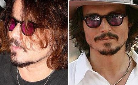 Danny Lopez as Johnny Depp