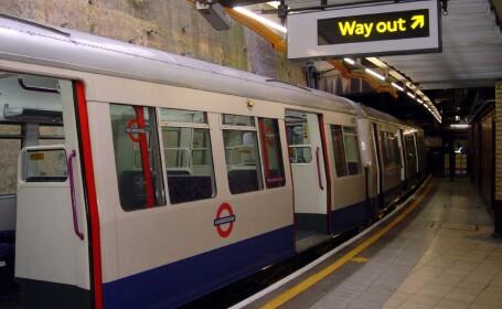 Greva la metroul londonez! Sindicatele cer cresterea salariilor