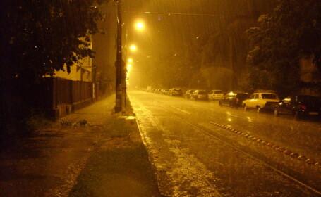 Furtuna la Timisoara