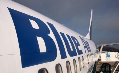 Avion cu probleme: 140 de pasageri, blocati pe aeroportul din Sibiu