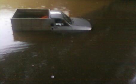 Inundatii Buzau