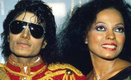 Michael Jackson si Diana Ross