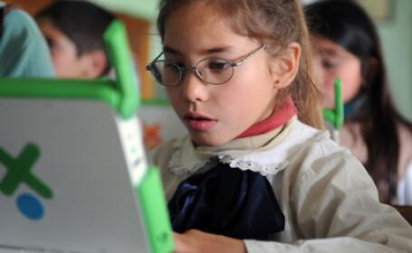 Copil laptop