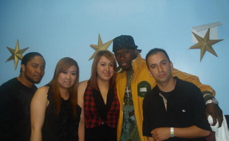 50 Cent si fanii