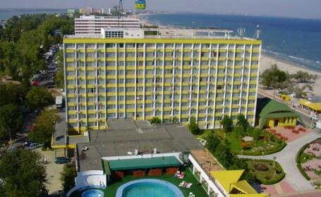 Incendiu la hotelul lui Radu Mazare din Mamaia