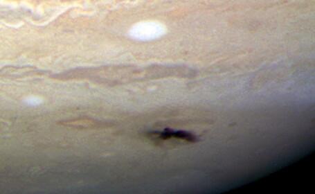 crater Jupiter
