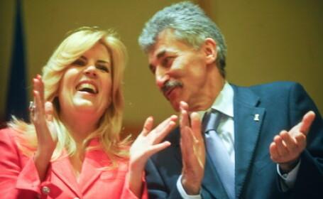 Elena Udrea si Ioan Oltean